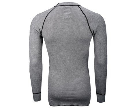 Craft Active Crew Neck Long Sleeve Baselayer - Performance Exclusive (Black/Charcoal)