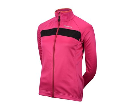 Craft Women's Siberian Jacket (Pink)