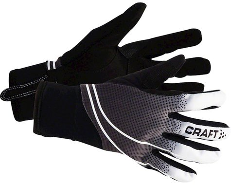 Craft Intensity Gloves (Black/White) (XL)