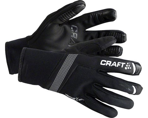 Craft Shelter Gloves (Black) (L)