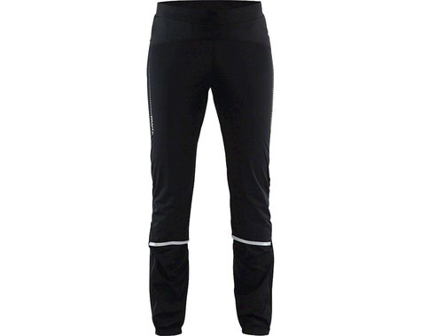 Craft Essential Women's Winter Pants: Black SM (L)