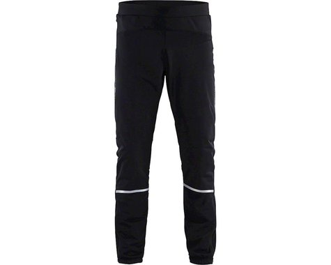 Craft Essential Men's Winter Pants (Black) (XL)