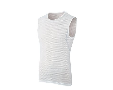 Craft ProCool Mesh Superlight Sleeveless Baselayer (White) (Xxlarge) (L)