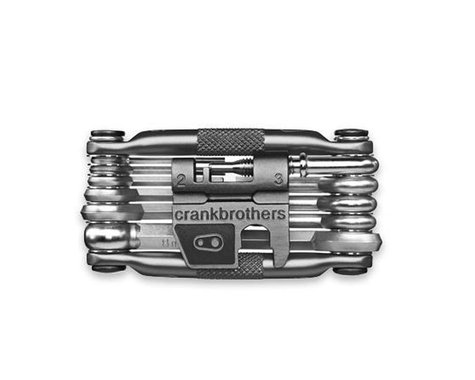 Crankbrothers Crank Brothers M17 Multi Tool Nickel