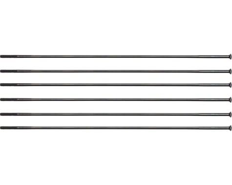Crankbrothers Part Spoke Kit (Black) (166mm Spokes)