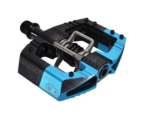 Crankbrothers Mallet Enduro Long Spindle Pedals (Blue/Black)