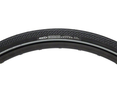 CST Ciudad Tire (Aramid) (Black) (26 x 1.50)