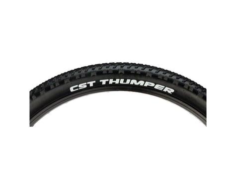 """CST Thumper Tire (Black) (26"""") (2.1"""")"""