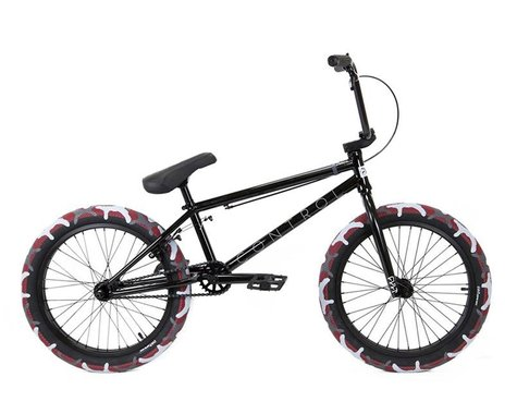 "Cult 2020 Control BMX Bike (20.75"" Toptube) (Black)"