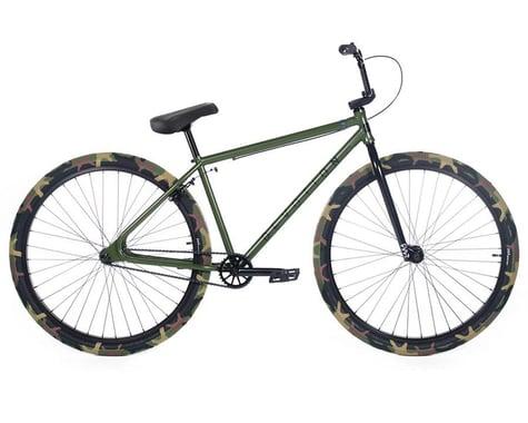 """Cult 2020 Devotion 29"""" Cruiser Bike (23.5"""" Toptube) (Olive Green)"""