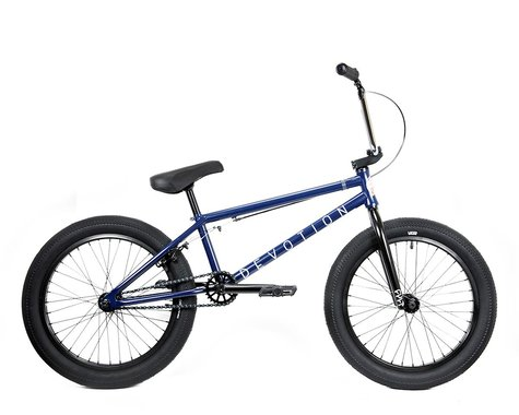 "Cult 2020 Devotion BMX Bike (21"" Toptube) (Matte Yankee Blue)"