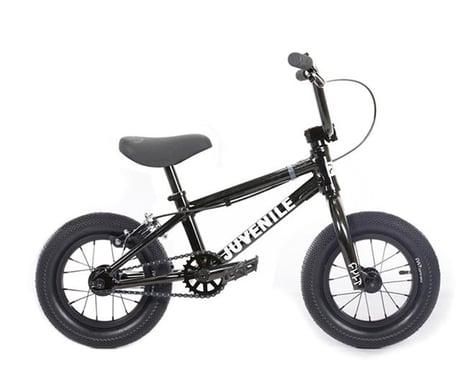 """Cult 2020 Juvenile 12"""" Bike (13.25"""" Toptube) (Black)"""