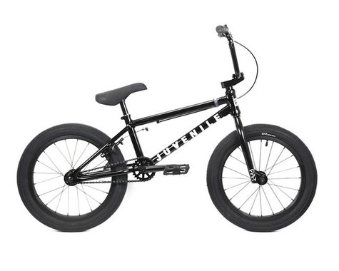 "Cult 2020 Juvenile 18"" Bike (18"" Toptube) (Black)"