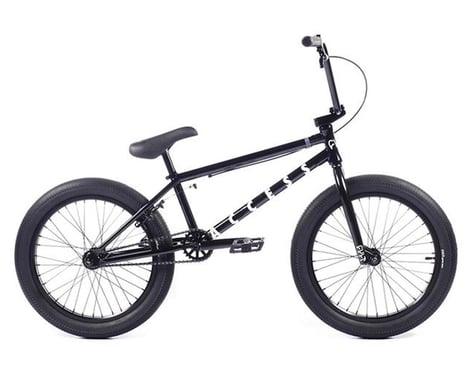 "Cult 2021 Access BMX Bike (20"" Toptube) (Black)"