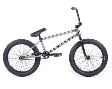 "Cult 2021 Control BMX Bike (20.75"" Toptube) (Raw)"