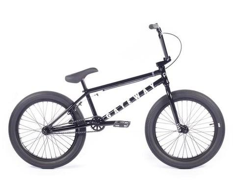 "Cult 2021 Gateway BMX Bike (20.5"" Toptube) (Black)"