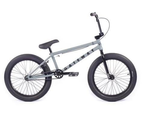 "Cult 2021 Gateway BMX Bike (20.5"" Toptube) (Grey)"