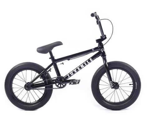 "Cult 2021 Juvenile 16"" BMX Bike (16.5"" Toptube) (Black)"