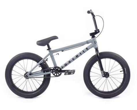 "Cult 2021 Juvenile 18"" BMX Bike (18"" Toptube) (Grey)"