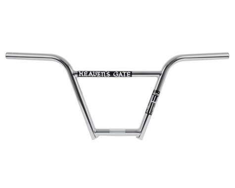 "Cult Heaven's Gate Begin Bars (Chrome) (9"" Rise)"