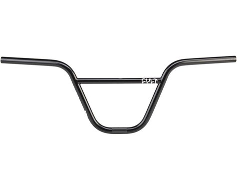 "Cult Crew Bars (Black) (9"" Rise)"