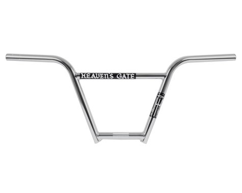 "Cult Heaven's Gate Begin Bars (Chrome) (9.42"" Rise)"