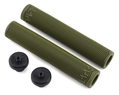 Cult Ricany Grips (Sean Ricany) (Olive Green) (Pair)