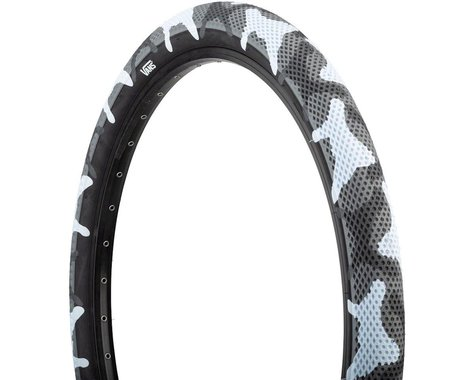"Cult Vans Tire (Grey Camo/Black) (29"") (2.1"")"