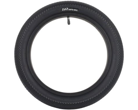 Cult Vans Tire (Black) (12 x 2.20)