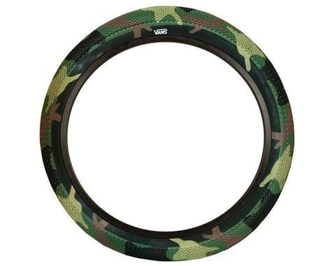 Cult Vans Tire (Green Camo/Black) (16 x 2.30)