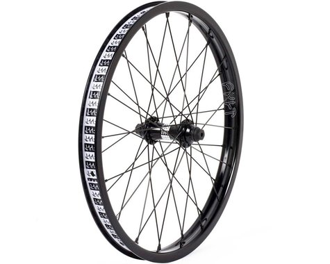 Cult Crew Match Front Wheel (Black)