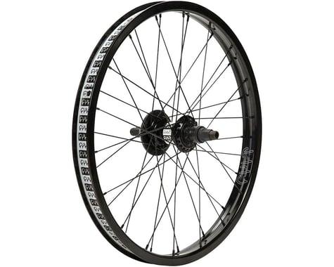 Cult Crew V2 Cassette Rear Wheel (Black) (20 x 1.75)