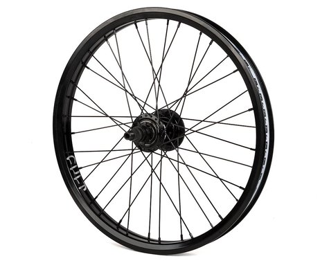Cult Crew V2 Freecoaster Rear Wheel (Black) (Left Hand Drive) (20 x 1.75)