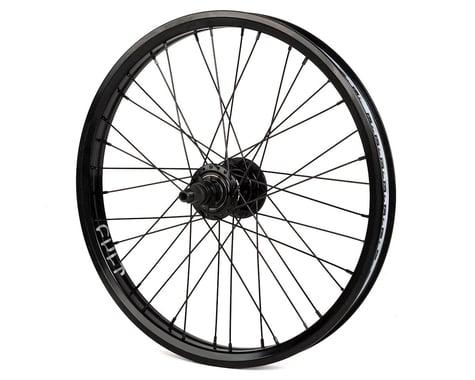 "Cult Crew V2 Freecoaster Rear Wheel (Black) (Left Hand Drive) (20 x 1.75"")"