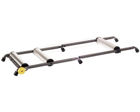 CycleOps Aluminum Rollers w/Resistance Unit (Gray)