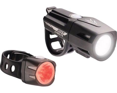 Cygolite Zot 250 Headlight & Dice TL 50 Taillight Set