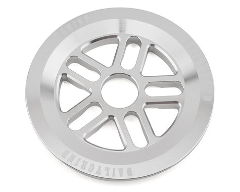 Daily Grind Millennium Guard V2 Sprocket (Polished) (25T)
