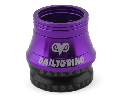"Daily Grind Integrated Headset (Purple) (1-1/8"")"