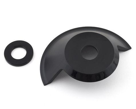 Daily Grind Drive Side Hub Guard (Rear) (Black) (14mm)