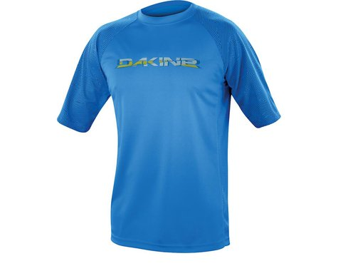 Dakine Rail Short Sleeve Jersey (Green)