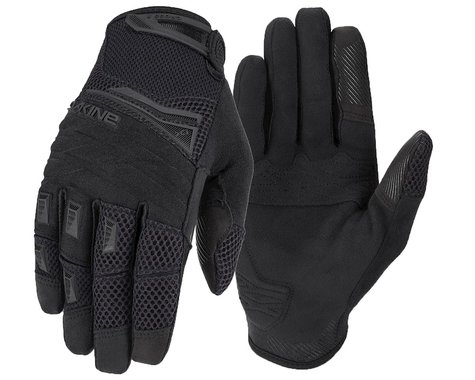 Dakine Cross-X Bike Gloves (Black) (M)