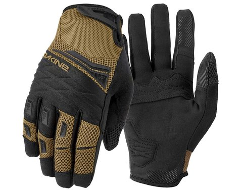 Dakine Cross-X Bike Gloves (Dark Olive) (S)