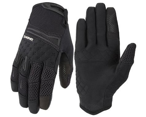 Dakine Women's Cross-X Bike Gloves (Black) (XS)