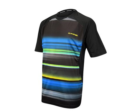 Dakine Charger Short Sleeve Jersey - 2016 (Grey/Blue)