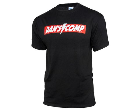 Dan's Comp Short Sleeve T-Shirt (Black)