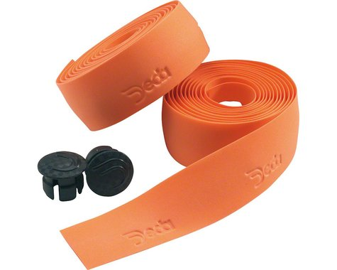 Deda Elementi Logo Bar Tape (Milwaukee Orange) (2)