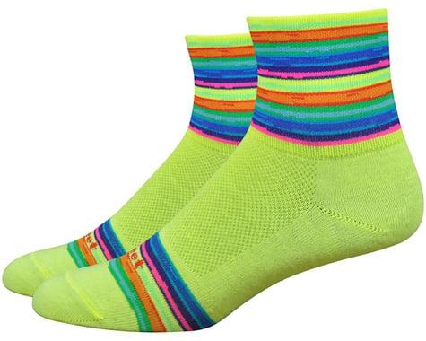 """DeFeet Women's Aireator 3"""" Sock (Spectrum)"""