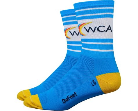 """DeFeet Women's Aireator 3"""" Sock (WCA)"""