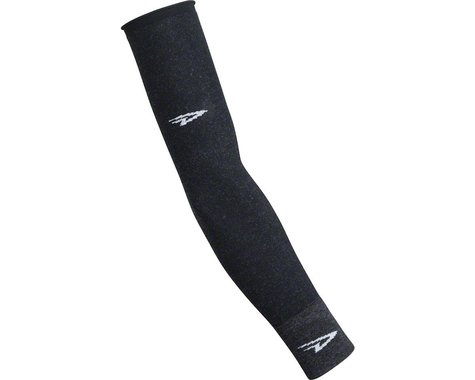DeFeet Wool Armskins (Charcoal) (S/M)