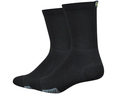 "DeFeet Cyclismo 5"" Sock (Black) (M)"